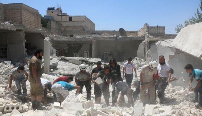 Η αμερικανορωσική συνεργασία στη Συρία θα εγγυάται την 'επιχειρησιακή ασφάλεια' των ΗΠΑ
