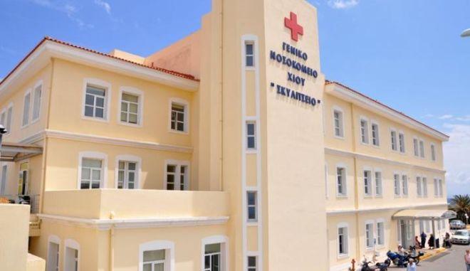 Χίος: Οι γιατροί πήραν τροχό για να κόψουν τα δαχτυλίδια ασθενή