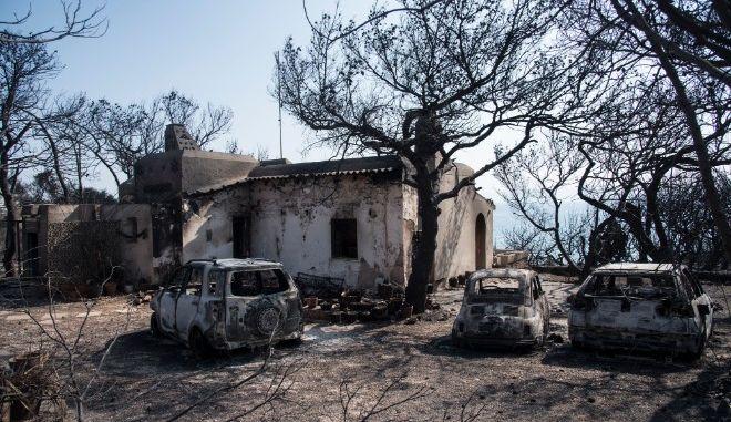 Τραγωδία στο Μάτι: Μήνυση κατέθεσε η οικογένεια Φύτρου