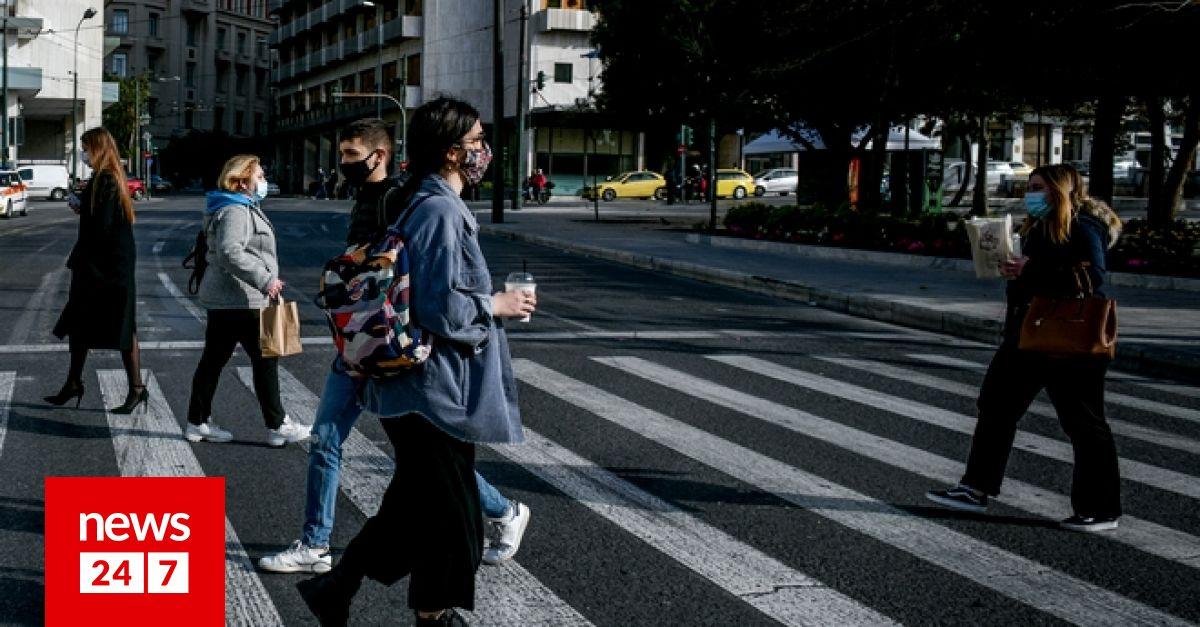 Κορονοϊός: Ξέφυγε η Αττική – Αρνητικό ρεκόρ με 1.047 νέα κρούσματα – Προς παράταση lockdown – Κοινωνία