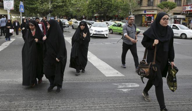 Στιγμιότυπο από την Τεχαράνη, Φωτο Αρχείου