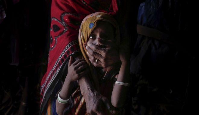 Παιδί πέντε ετών στην Υεμένη