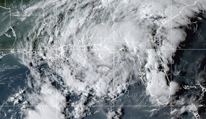 Τροπική καταιγίδα Μίντι