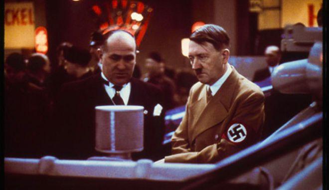 Ο καλλιτέχνης Χίτλερ