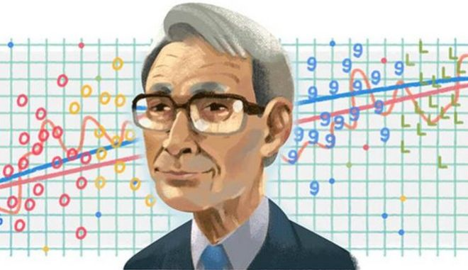 Hirotugu Akaike: Ο Ιάπωνας στατιστικολόγος στο doodle της Google