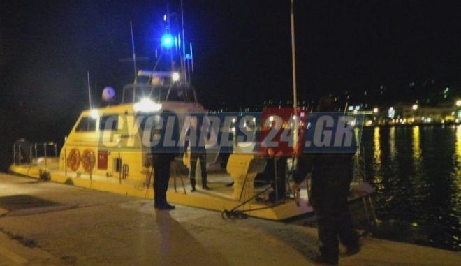 Σεσημασμένος ο επιβάτης του 'Blue Star Naxos' που έδωσε τέλος στη ζωή του