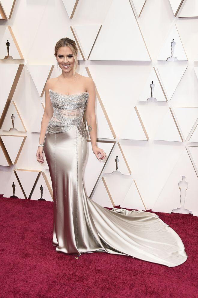Η Scarlett Johansson στα Όσκαρ 2020
