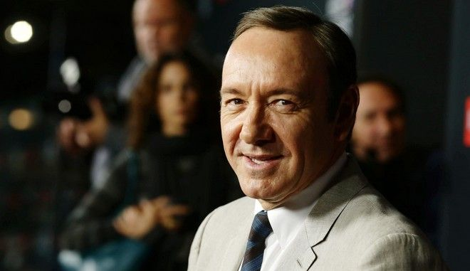 Kevin Spacey seen at Netflix 'House of Cards' Los Angeles Season 2 Special Screening, on Thursday, Feb, 13, 2014 in Los Angeles. (Photo by Eric Charbonneau/Invision for Netflix/AP Images)