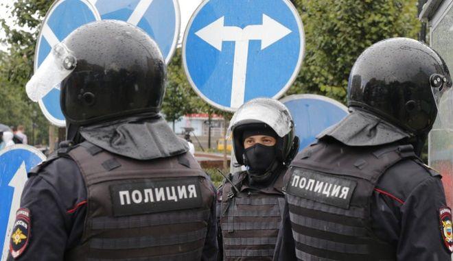 Αστυνομία της Ρωσίας