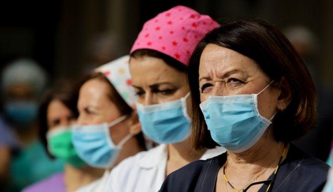 Νοσηλευτές στην Ελλάδα