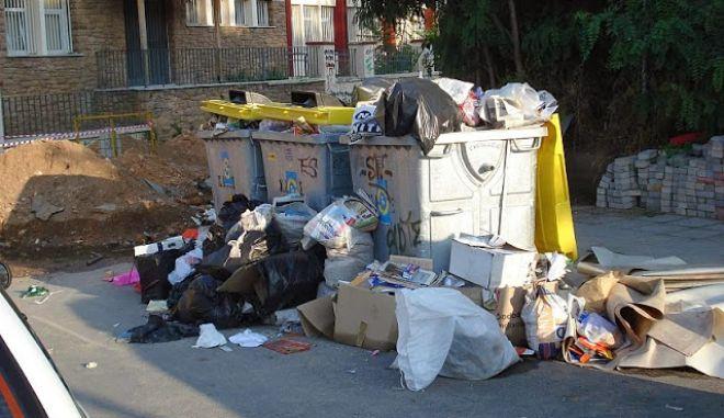 Απίστευτο περιστατικό: 200.000 ευρώ σε κάδο σκουπιδιών στο Ναύπλιο