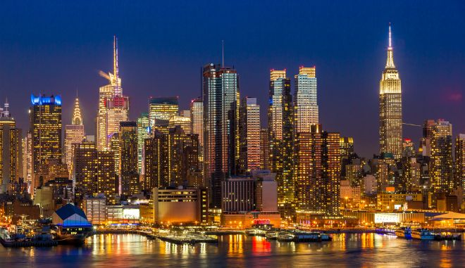Νέα Υόρκη: Η πόλη που ποτέ δεν κοιμάται