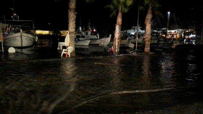 Ισχυρός σεισμός 6,4 της κλίμακας ρίχτερ έπληξε τα ξημερώματα το νησί της Κω.Δυο νεκροί,πολλοί τραυματίες και μεγάλες καταστροφές στο νησί,Παρασκευή 21 ιουλίου 2017 (EUROKINISSI/ AegeaNews.gr)
