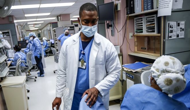 Γιατροί στη Νέα Υόρκη