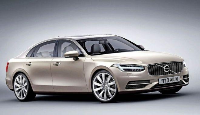 Αντίπαλο δέος για τα γερμανικά premium μεγάλα σεντάν το νέο Volvo S90