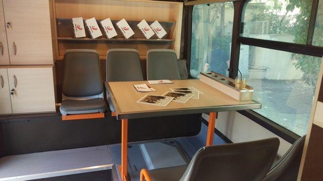 Αυτό είναι το πιο όμορφο, καθαρό και χρήσιμο λεωφορείο στην Αθήνα
