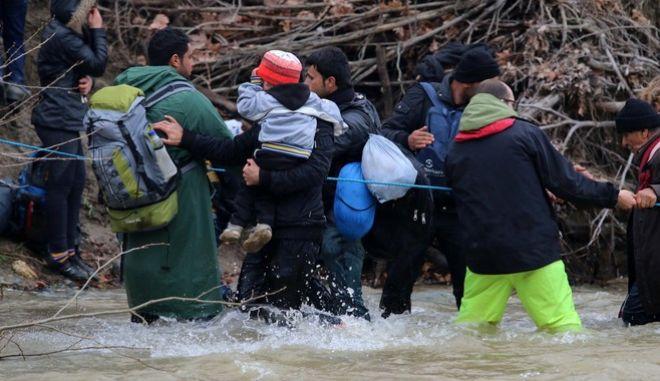 ΝΔ: Η κυβέρνηση να εκπονήσει σχέδιο εκκένωσης της Ειδομένης