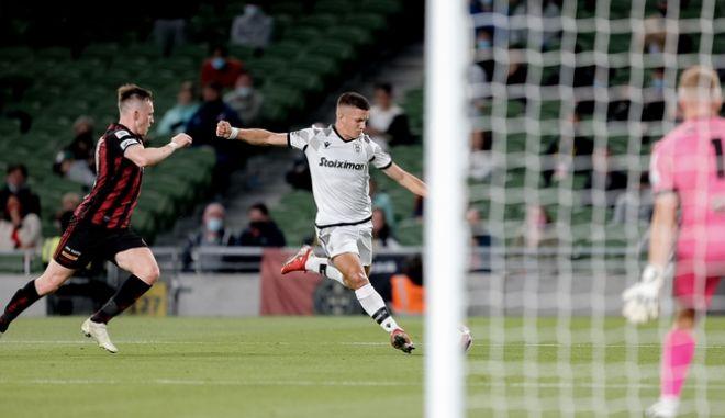 Μποέμιανς - ΠΑΟΚ 2-1: Πιο έτοιμοι οι Ιρλανδοί, ο Ολιβέιρα γλίτωσε τον δικέφαλο από τα χειρότερα