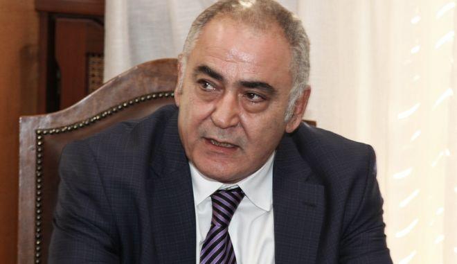 Ο Πρόεδρος του Επαγγελματικού  Επιμελητηρίου Αθήνας