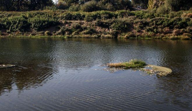 Πηνειός ποταμός (φωτογραφία αρχείου)
