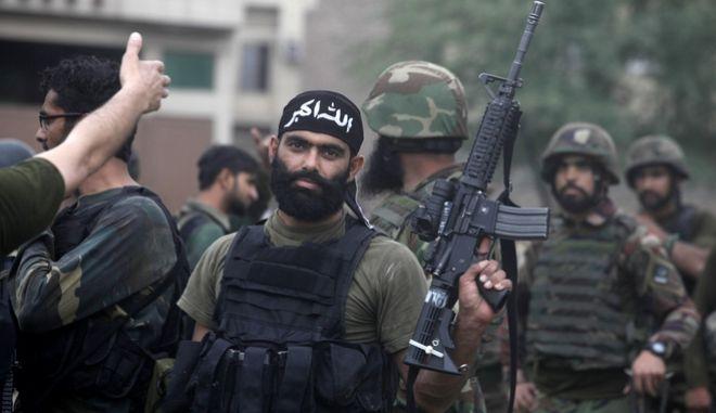 Επίθεση στο Πακιστάν