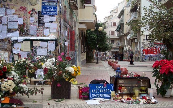 Δολοφονία Γρηγορόπουλου: Εννέα χρόνια από τον 'Δεκέμβρη της οργής'