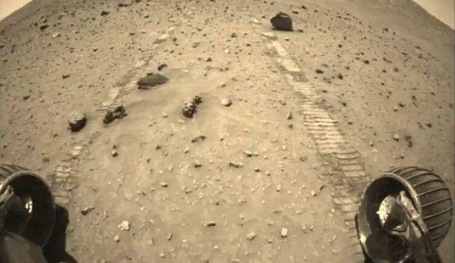 Πέντε χρόνια γύρω από τον Άρη σε 3 λεπτά