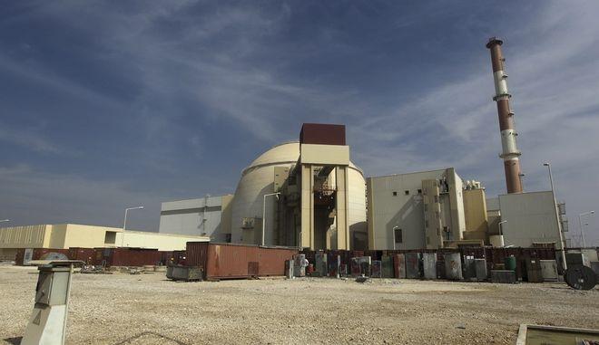Πυρηνικός σταθμός στο Ιράν