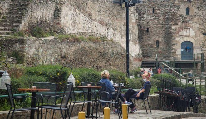 Καφετέρια στη Θεσσαλονίκη