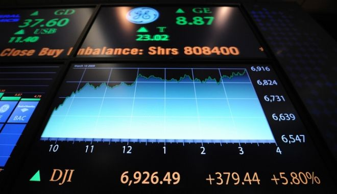 FILE - This Tuesday, March 10, 2009, file photo, shows a digital display board on the floor of the New York Stock Exchange. Its been seven years since one of the stock markets best-ever runs began, and investors still dont feel much of an itch to get involved. Worries are high that the market has already topped out, and a looming recession may knock the S&P 500 down again. Its an indication of what a strange bull market this has been, and another reminder how important it is to stay diversified. (AP Photo/Henny Ray Abrams, File)