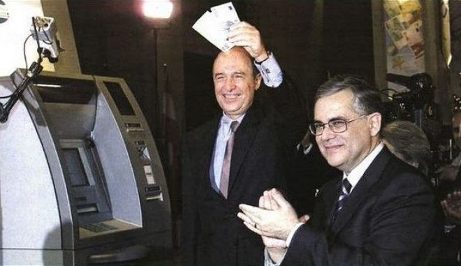 K. Σημίτης: Ο άνθρωπος που μας έβαλε στο ευρώ, προειδοποιεί για δραχμή