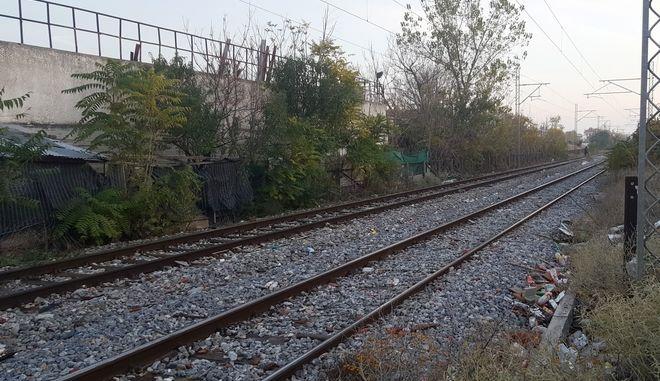 Διακοπή σιδηροδρομικής γραμμής Θεσσαλονίκη - Αλεξανδρούπολη