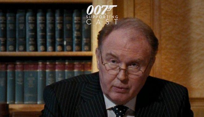Πέθανε ο ηθοποιός του James Bond, Tim Piggot Smith