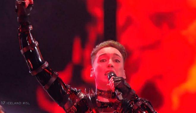 "Eurovision 2019: ""Φωτιές"" έβαλε η αμφιλεγόμενη εμφάνιση της Ισλανδίας"