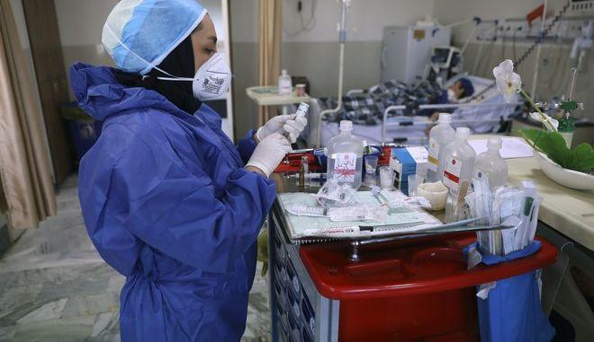 Κορονοϊός: Νέοι 116 νεκροί στο Ιράν