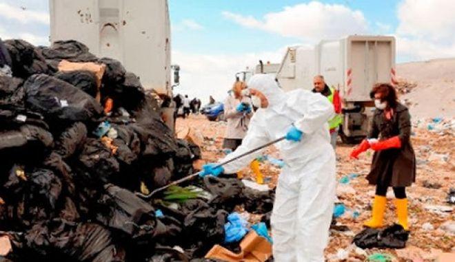 Σχέδιο έκτακτης ανάγκης για τα ιατρικά απόβλητα