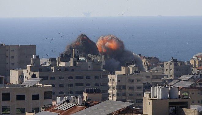 Συνεχίζονται οι συγκρούσεις μεταξύ Ισραήλ - Παλαιστίνης