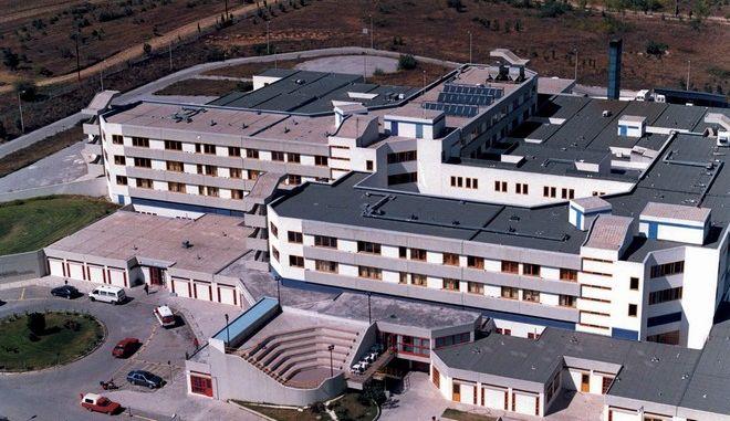 Το Μποδοσάκειο νοσοκομείο Πτολεμαΐδας