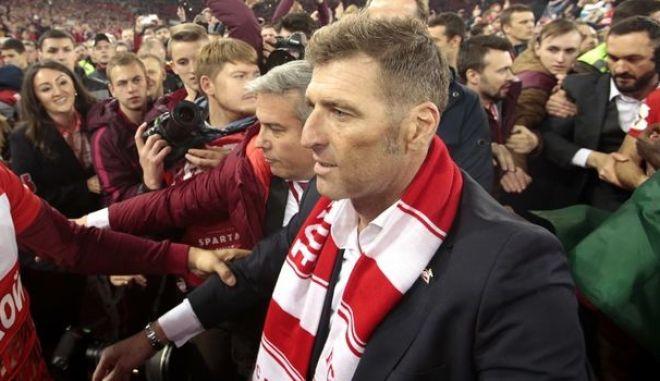 ΑΕΚ: Όταν οι οπαδοί της Σπαρτάκ ψήφισαν Καρέρα αντί Πούτιν