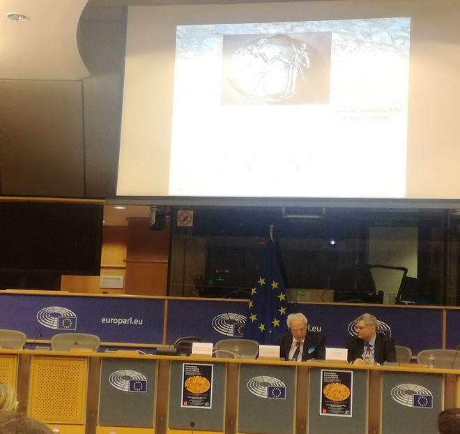 Η Κρήτη πήγε Ευρωκοινοβούλιο