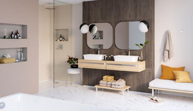 Η Ideal Standard ανακαίνισε τα νέα πολυτελή μπάνια του 5 αστέρων Sani Club
