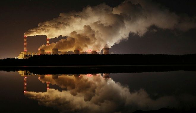 Αναμένεται νέο ιστορικό ρεκόρ εκπομπών διοξειδίου του άνθρακα