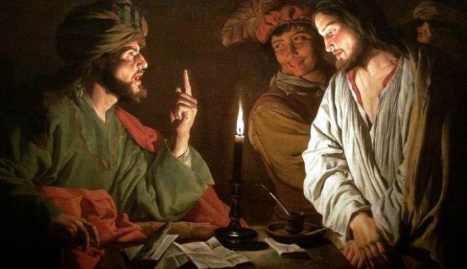 Μηχανή του Χρόνου: Ο πεθερός και ο γαμπρός, που δίκασαν τον Χριστό