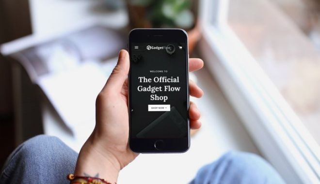 Το Gadget Flow παρουσιάζει το επίσημο κατάστημα του