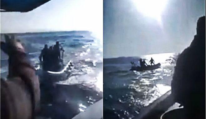 Κάλυμνος: Τούρκοι λιμενικοί έβγαλαν όπλα και παρενόχλησαν ψαράδες