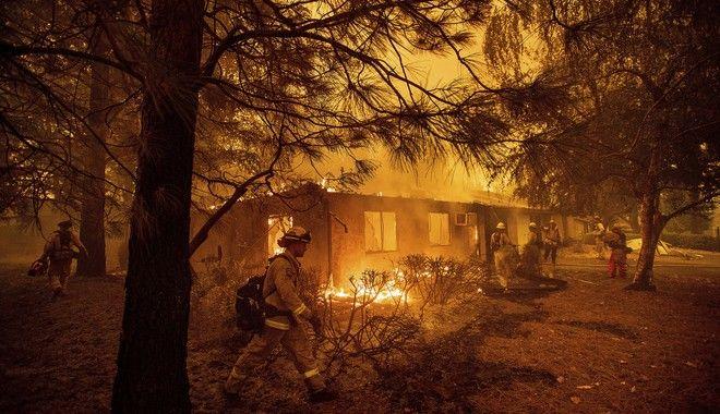 Οι φωτιές που απειλούν δάση και κατοικημένες περιοχές γίνονται όλο και πιο συχνές