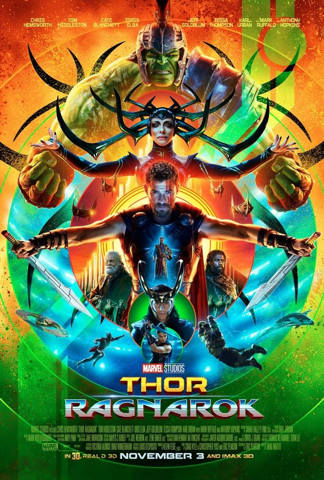 Επικό τρέιλερ για το Thor Ragnarok: Ο Hulk μιλάει και η Cate Blanchett θέλει να τη μισήσεις