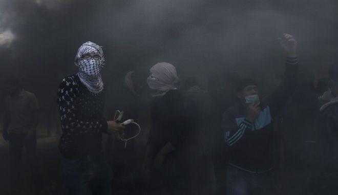 Μακελειό στη Γάζα ενόψει των εγκαινίων της πρεσβείας των ΗΠΑ στην Ιερουσαλήμ