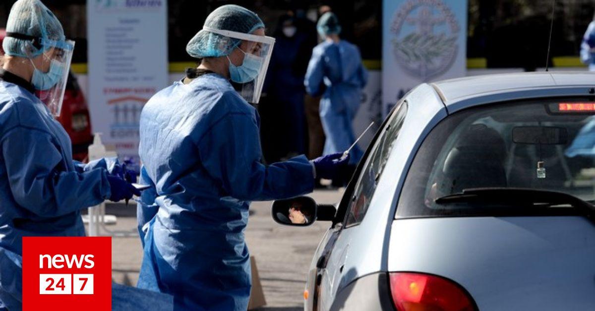 Κορονοϊός: 880 νέα κρούσματα στην Ελλάδα, τα 396 στην Αττική – 24 νεκροί – Υγεία
