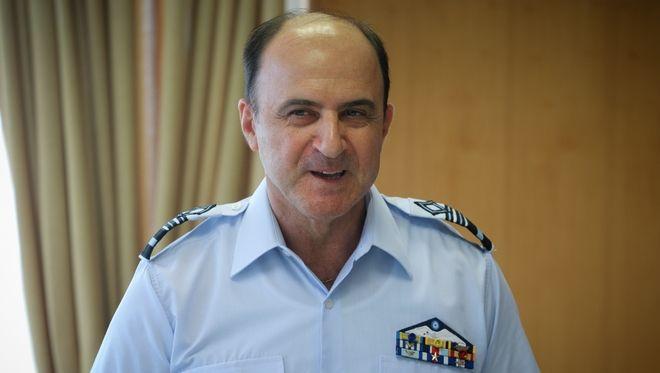 Ο Α/ΓΕΣ Αντιπτέραρχος Γιώργος Μπλιούμης